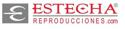 logotipo de Estecha reproducciones