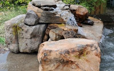 Blog cascadas y rocas actualidad sobre cascadas artificiales for Cascadas con piedras