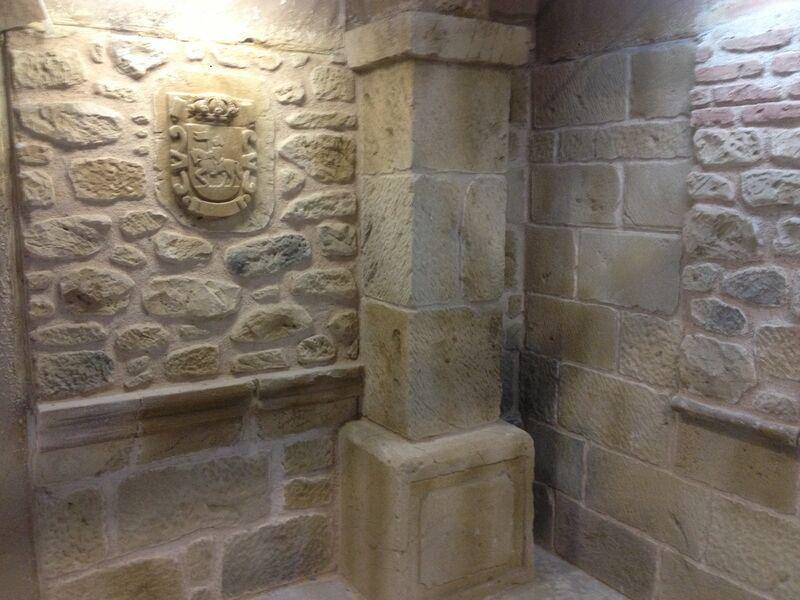 centro formación tecnica en fachadas de piedra